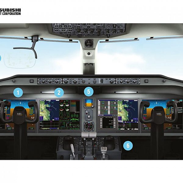Technical design for Mitsubishi Aircraft