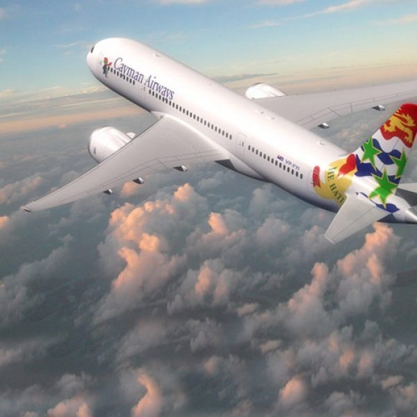New brand programme for Cayman Airways